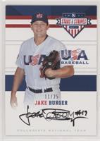 Jake Burger #/25