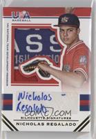 Nicholas Regalado #/25