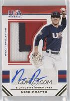Nick Pratto /25