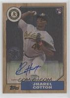 Jharel Cotton #/25