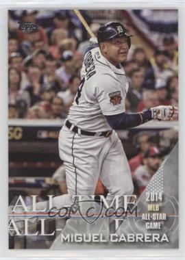 2017 Topps - All-Time All-Stars #ATAS-46 - Miguel Cabrera