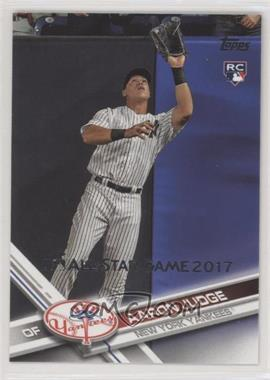 2017 Topps - [Base] - All-Star Game 2017 #287 - Aaron Judge