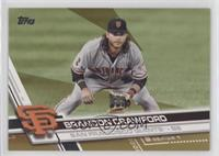 Brandon Crawford /2017