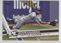 Howie Kendrick #/2,017