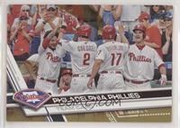 Philadelphia Phillies #/2,017
