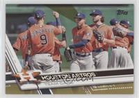 Houston Astros #/2,017