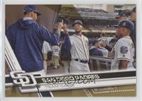 San Diego Padres #/2,017