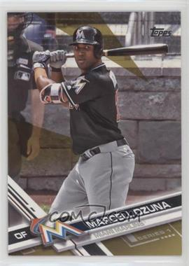 2017 Topps - [Base] - Gold #23 - Marcell Ozuna /2017