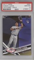 Aaron Judge /2017 [PSA 10]