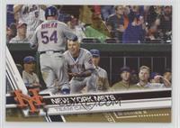 New York Mets #/2,017