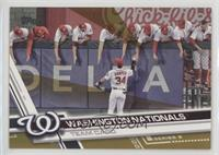 Washington Nationals Team #/2,017