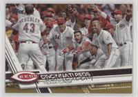 Cincinnati Reds Team #/2,017