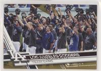 Los Angeles Dodgers Team [NoneEXtoNM] #/2,017