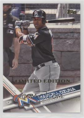2017 Topps - [Base] - Limited Edition #23 - Marcell Ozuna