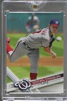 Base - Stephen Strasburg (Pitching) /1 [Uncirculated]