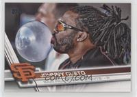 SSP - Johnny Cueto (Blowing Bubble)