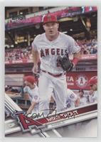 Base - Mike Trout (Leaving Dugout)
