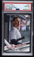 SSP - Aaron Judge (In Dugout) [PSA 10 GEM MT]