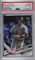 Aaron Judge (Complete Set - Grey Jersey) [PSA 10 GEM MT]