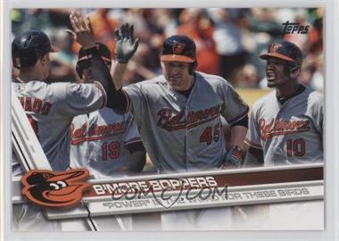2017 Topps - [Base] #36 - B'More Boppers
