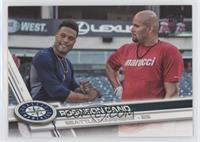 SP Variation - Robinson Cano (With Albert Pujols)