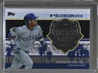 Addison Russell [Noted] #/50