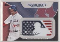 Mookie Betts #/50