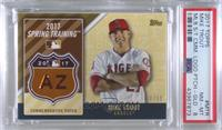 Mike Trout [PSA 8 NM‑MT] #/99