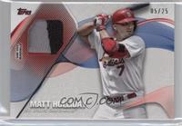 Matt Holliday /25