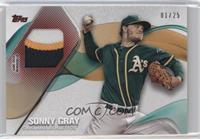 Sonny Gray #/25