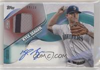 Kyle Seager #/10
