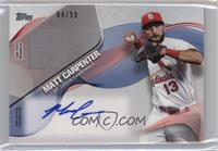 Matt Carpenter /50