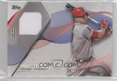 2017 Topps - Major League Material Series 2 #MLM-MT - Mike Trout