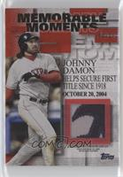 a9572975b3bd Memorabilia Baseball Cards matching  damon - COMC Card Marketplace