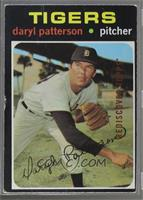 Daryl Patterson [Good to VG‑EX]