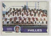 Philadelphia Phillies Team Checklist