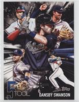 Dansby Swanson #/49