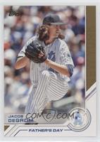 Father's Day - Jacob deGrom