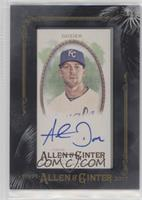Hunter Dozier #/25
