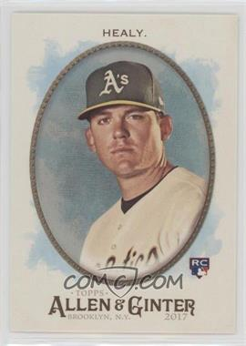2017 Topps Allen & Ginter's - [Base] - Hot Box Foil #108 - Ryon Healy