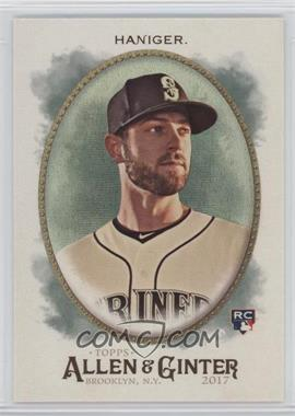 2017 Topps Allen & Ginter's - [Base] - Hot Box Foil #209 - Mitch Haniger