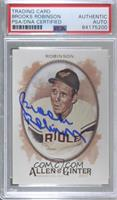 Brooks Robinson [PSA/DNA Certified Encased]