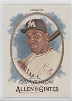 Short Print - Marcell Ozuna [Noted]