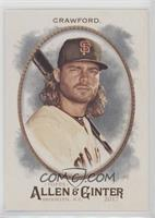 Short Print - Brandon Crawford
