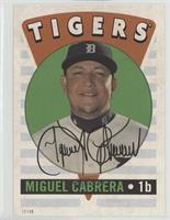 Miguel Cabrera #/49