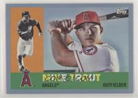 1960 - Mike Trout /75
