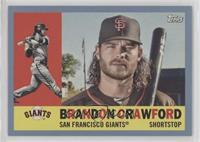 1960 - Brandon Crawford /75