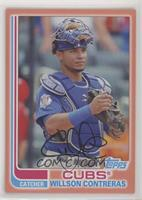 1982 - Willson Contreras #157/199