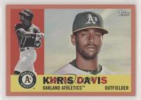 1960 - Khris Davis #/199