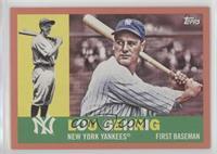 1960 - Lou Gehrig /199